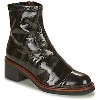 Schoenen Dames Laarzen Mam'Zelle GUETTA Zwart
