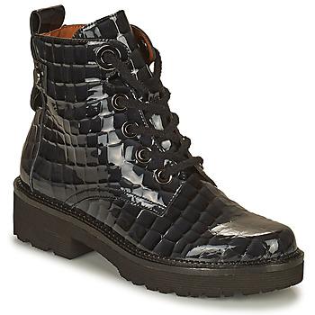 Schoenen Dames Laarzen Mam'Zelle RANGI Zwart