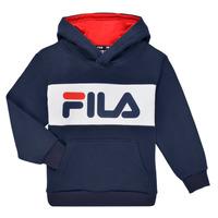 Textiel Jongens Sweaters / Sweatshirts Fila GOUMET Marine