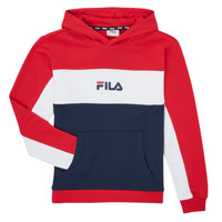Textiel Meisjes Sweaters / Sweatshirts Fila POLLY Rood / Marine