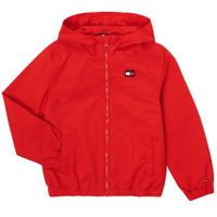 Textiel Jongens Wind jackets Tommy Hilfiger ANTHINEA Marine
