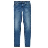 Textiel Meisjes Skinny Jeans Tommy Hilfiger JEANNOT Blauw