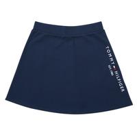 Textiel Meisjes Rokken Tommy Hilfiger AMELIA Marine
