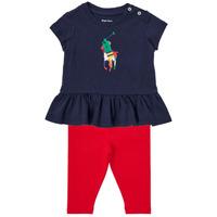 Textiel Jongens Setjes Polo Ralph Lauren BETINA Multicolour