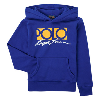 Textiel Jongens Sweaters / Sweatshirts Polo Ralph Lauren SILENA Marine