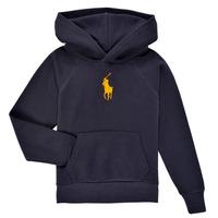 Textiel Jongens Sweaters / Sweatshirts Polo Ralph Lauren YLLAN Marine