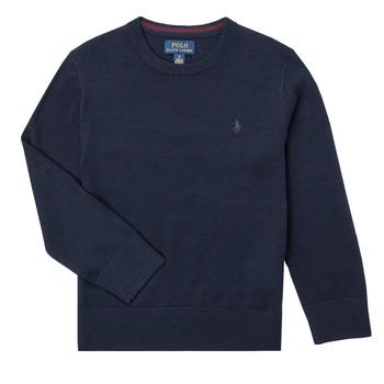 Textiel Jongens Truien Polo Ralph Lauren DENILA Marine