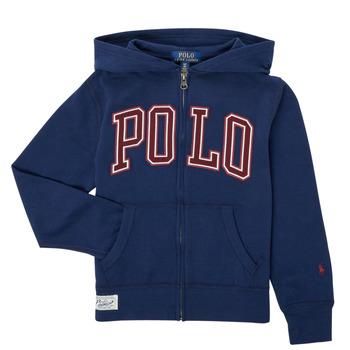 Textiel Jongens Sweaters / Sweatshirts Polo Ralph Lauren FERINA Marine