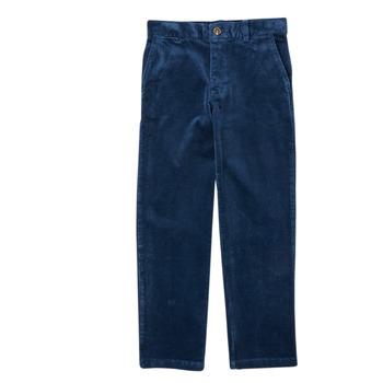Textiel Jongens 5 zakken broeken Polo Ralph Lauren TRALINA Marine
