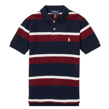 Textiel Jongens Polo's korte mouwen Polo Ralph Lauren POLLONO Multicolour