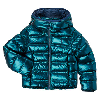 Textiel Meisjes Dons gevoerde jassen Polo Ralph Lauren AMINAT Marine