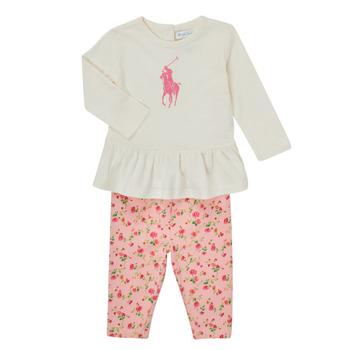 Textiel Meisjes Setjes Polo Ralph Lauren FRENNO Multicolour