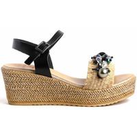Schoenen Dames Sandalen / Open schoenen Porronet 2740 Zwart