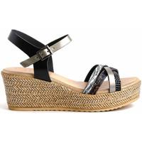 Schoenen Dames Sandalen / Open schoenen Porronet 2738 Zwart
