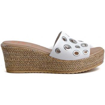 Schoenen Dames Sandalen / Open schoenen Porronet 2737 Wit