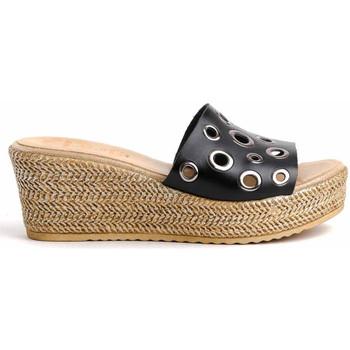 Schoenen Dames Sandalen / Open schoenen Porronet 2737 Zwart