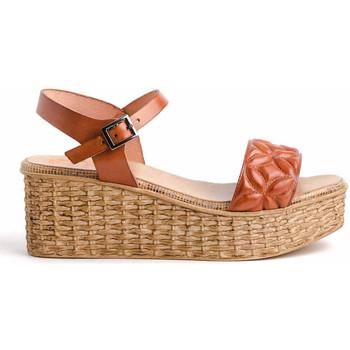Schoenen Dames Sandalen / Open schoenen Porronet 2730 Brown