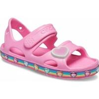 Schoenen Kinderen Sandalen / Open schoenen Crocs Fun Lab Rainbow Sandal Kids