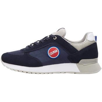Schoenen Heren Lage sneakers Colmar Travis Colors Bleu marine