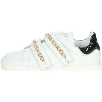 Schoenen Meisjes Lage sneakers Balducci BUT1651B White/Black