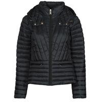 Textiel Dames Dons gevoerde jassen Esprit LL*PAR 3M THINS Zwart