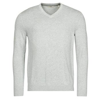 Textiel Heren Truien Esprit F PIMA V-NK Grijs