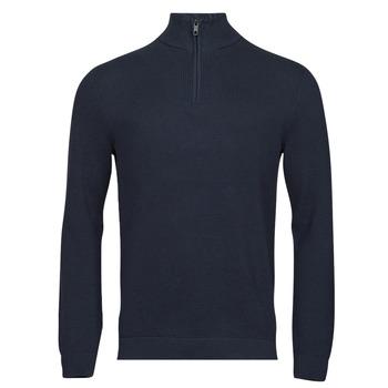 Textiel Heren Truien Esprit PIMA TRO Blauw