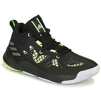 Schoenen Basketbal adidas Performance PRO N3XT 2021 Zwart