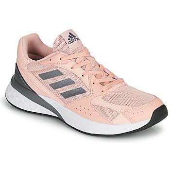 Schoenen Dames Running / trail adidas Performance RESPONSE RUN Roze