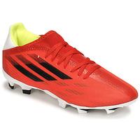Schoenen Voetbal adidas Performance X SPEEDFLOW.3 FG Rood