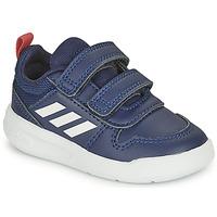 Schoenen Kinderen Lage sneakers adidas Performance TENSAUR I Marine / Wit