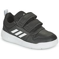 Schoenen Kinderen Lage sneakers adidas Performance TENSAUR I Zwart / Wit