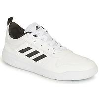 Schoenen Kinderen Lage sneakers adidas Performance TENSAUR K Wit / Zwart