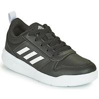 Schoenen Kinderen Lage sneakers adidas Performance TENSAUR K Zwart / Wit