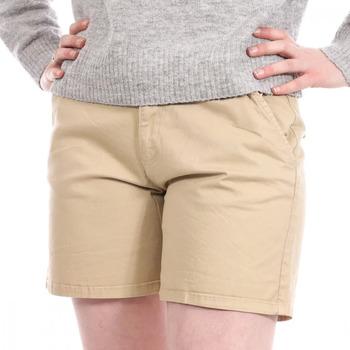 Textiel Dames Korte broeken / Bermuda's Lee Cooper  Beige