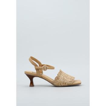 Schoenen Dames Sandalen / Open schoenen Krack  Beige
