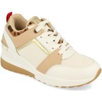 Schoenen Dames Lage sneakers Buonarotti 1CD-1206 Leopardo