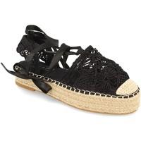 Schoenen Dames Espadrilles H&d YZ19-329 Negro
