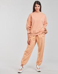 Textiel Dames Trainingsbroeken Levi's WFH SWEATPANTS Roze