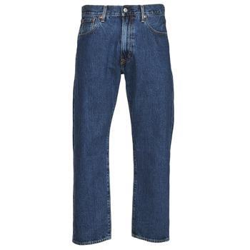 Textiel Heren Straight jeans Levi's 551Z STRAIGHT CROP Blauw
