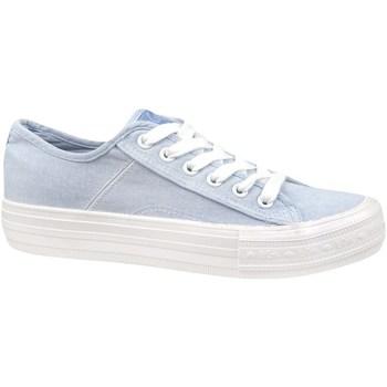 Schoenen Dames Lage sneakers Lee Cooper Lcw 21 31 0123L Bleu