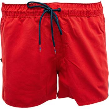 Textiel Heren Korte broeken / Bermuda's O'neill Pm Cali Panel Rood