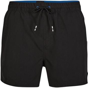 Textiel Heren Korte broeken / Bermuda's O'neill Pm Cali Panel Zwart