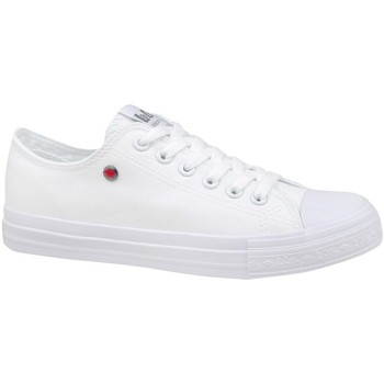 Schoenen Dames Lage sneakers Lee Cooper Lcw 21 31 0082L Blanc