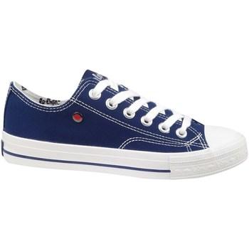 Schoenen Dames Lage sneakers Lee Cooper Lcw 21 31 0095L Bleu marine