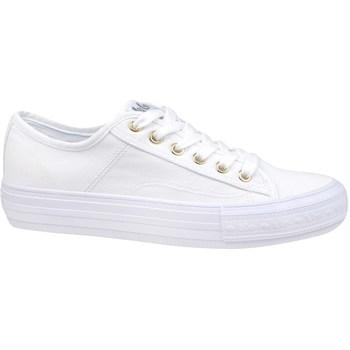 Schoenen Dames Lage sneakers Lee Cooper Lcw 21 31 0121L Blanc