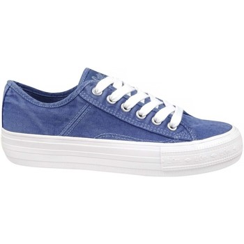 Schoenen Dames Lage sneakers Lee Cooper Lcw 21 31 0119L Bleu