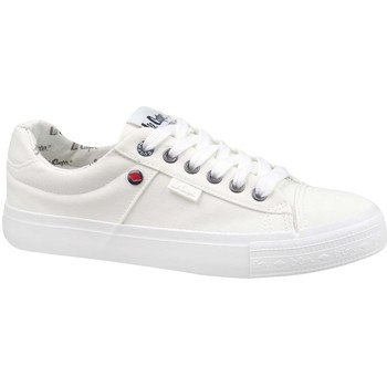 Schoenen Dames Lage sneakers Lee Cooper Lcw 21 31 0001L Blanc