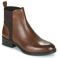 Schoenen Dames Laarzen Les Tropéziennes par M Belarbi WINNY Brown