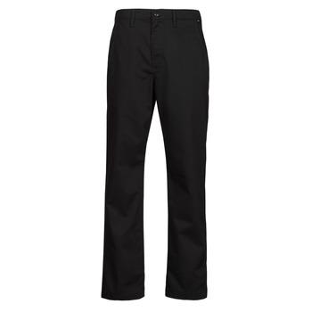 Textiel Heren Chino's Vans AUTHENTIC CHINO LOOSE PANT Zwart